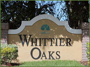 Whittier Oaks